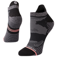 Stance Shiny Camo Run Tab - Women's - Black / Grey