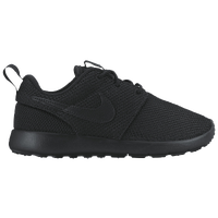 Nike Roshe One - Boys' Preschool - All Black / Black