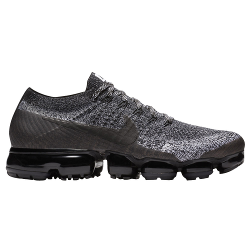 Nike Air VaporMax Flyknit Men's Running Shoes Black/Black