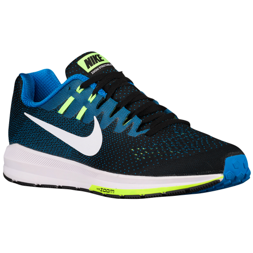 db8f289fe87 ... Blue Ghost Green White. 30%OFF Nike Air Zoom Structure 20 - Men s -  Running - Shoes - Black