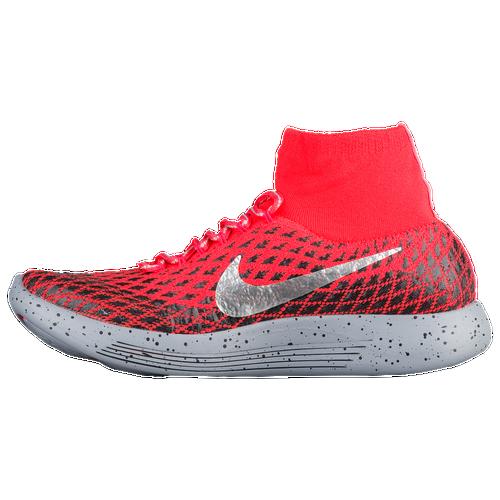 b163201ab070 hot sale 2017 Nike LunarEpic Flyknit Shield - Men s - Running - Shoes -  Bright Crimson