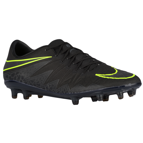 Nike Hypervenom II Phinish FG Men's Black/Metallic Hematite/Black 49901001