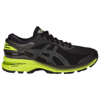 ASICS® GEL-Kayano 25 - Boys' Grade School - Black / Light Green