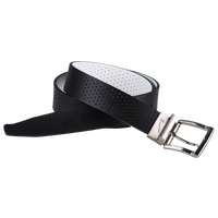 Nike Perforation Reversible Golf Belt - Men's - Black / White