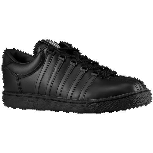 adf5b7f1be52 Swiss Classic Leather Boys Preschool Tennis Shoes Black on PopScreen