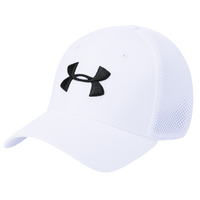 Under Armour TB Classic Mesh Golf Cap - Men's - All White / White