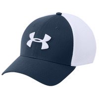 Under Armour TB Classic Mesh Golf Cap - Men's - Navy / White