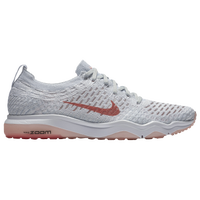 Nike Air Zoom Fearless Flyknit - Women's - White / Orange