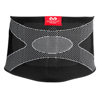 McDavid Back Support w/ Gel Buttress - Black / Grey
