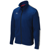 Mizuno Elite Thermal Fleece - Men's - Navy / Grey