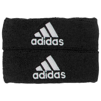 adidas Interval 1-Inch Bicep Bands - Men's - Black / White