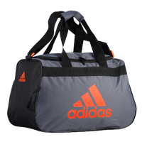 adidas Diablo Small Duffel - Grey / Black