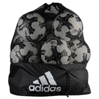adidas Stadium Ball Bag - Black / White