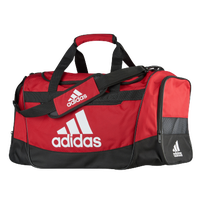 adidas Defender III Medium Duffel - Red / Black