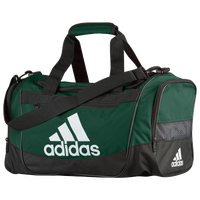 adidas Defender III Small Duffel - Green / Black