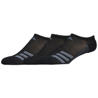 adidas Superlite Prime Mesh III Tabbed 2-Pack No - Men's - Black / Grey