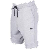 Nike Tech Fleece Shorts - Men s - Casual - Clothing - Aegean Storm ... 5bb8a80e3370