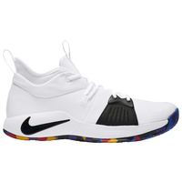 Nike PG 2 - Men's -  Paul George - White / Multicolor