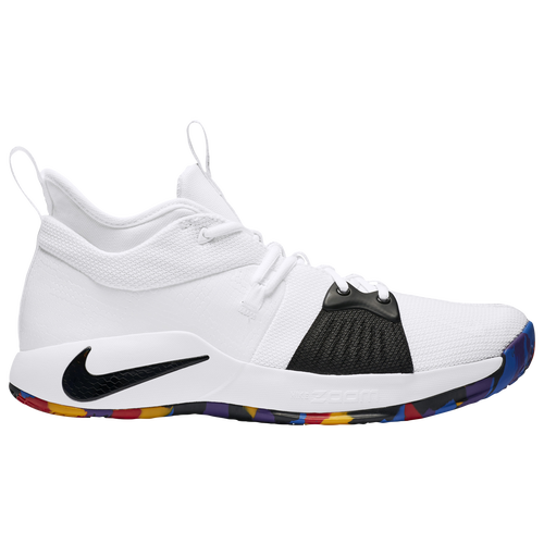 Nike PG 2 - Mens - Basketball - Shoes - Paul George - WhiteM