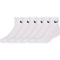 Deals List: 6 Pack Nike Mens Dri-FIT Cotton Quarter Socks