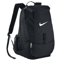 Nike Club Team Swoosh Backpack - Black / Black