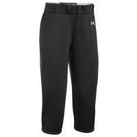Under Armour Team Icon Knicker Pants - Women's - Black
