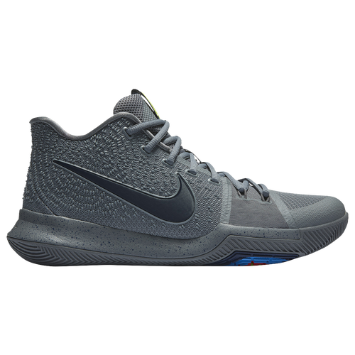 the best attitude 287f7 9732c ... where to buy nike kyrie 3 mens kyrie irving grey black 95c20 39ce4