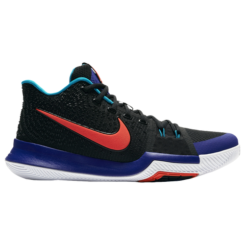 factory price 1d8a8 7b96c ... canada nike kyrie 3 mens basketball shoes kyrie irving black concord  orange f89f4 56eda