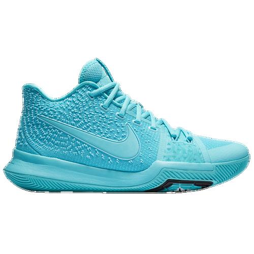 Nike Kyrie 3 - Men\u0027s - Kyrie Irving - Aqua / Aqua