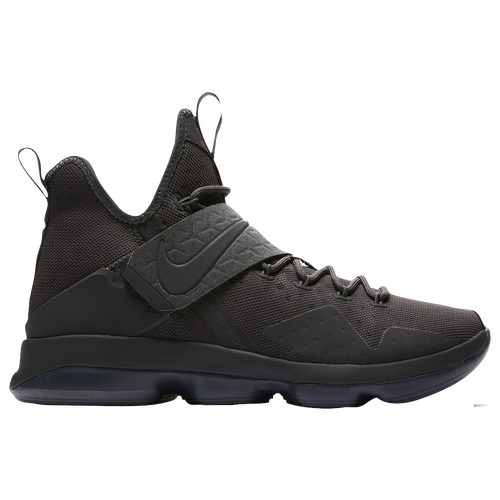 b300979ed ... Nike LeBron 14 LMTD - Men's - LeBron James - Grey / Grey