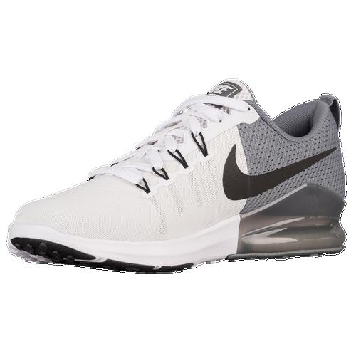 Nike Zoom Train Action - Men's - Training - Shoes - White/Cool Grey/Pure  Platinum/Black