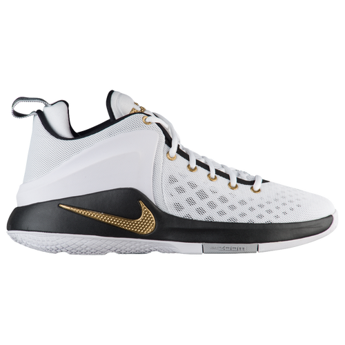 lebron james shoes white and gold. nike zoom witness - men\u0027s lebron james white / gold lebron shoes and