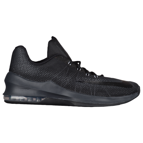 Nike Air Max Infuriate Low - Men\u0027s - All Black / Black