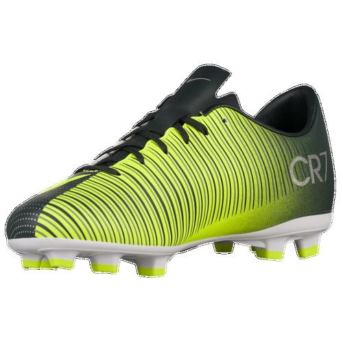 new concept 0781d c475e Nike Mercurial Vapor XI FG - Boys' Grade School