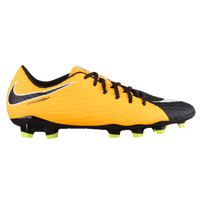 Nike Hypervenom Phelon III FG - Men's - Gold / Black