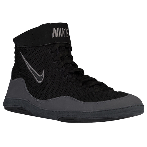 Nike Inflict 3 - Men's Wrestling Shoes - Black/Black/Dark Grey/Anthracite 5256003