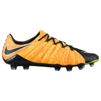 Nike Hypervenom Phantom III FG - Men's - Orange / White