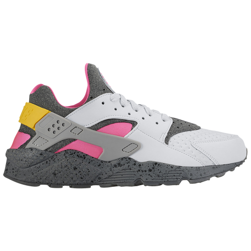 premium selection c0d4b 975f2 ... discount code for nike air huarache mens casual shoes pure platinum  pink blast dark grey pink