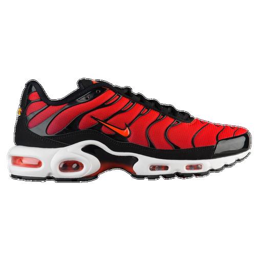 Nike Air Max Plus - Men\u0027s - Black / Orange