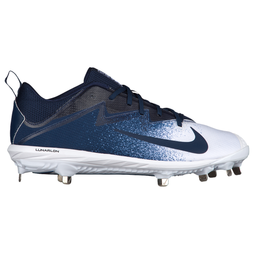 Nike Lunar Vapor Ultrafly Pro - Men's - Baseball - Shoes - College  Navy/Metallic Silver/White