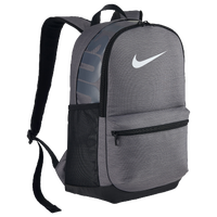 Nike Brasilia Medium Backpack - Grey / Black