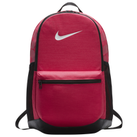 Nike Brasilia Medium Backpack - Pink / Black