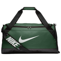 Nike Brasilia Medium Duffel - Dark Green / Black
