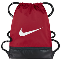 Nike Brasilia Gymsack - Red / Black