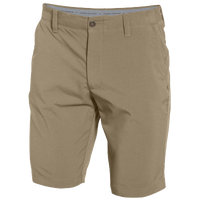 Under Armour Matchplay Golf Shorts - Men's - Tan / Tan