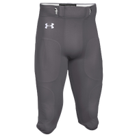 Under Armour Team Stock Instinct Pants - Men's - Grey / Grey