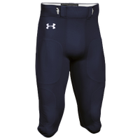 Under Armour Team Stock Instinct Pants - Men's - Navy / Navy