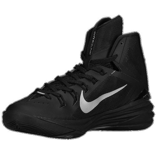 super popular 708db d927c Nike Hyperdunk 2014 Mens Basketball Shoes Black Metallic Silver good