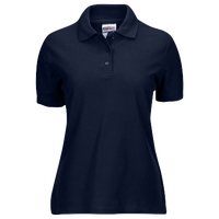 Jerzees Team 5.3 oz. Easy-Care Polo - Navy / Navy