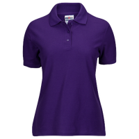 Jerzees Team 5.3 oz. Easy-Care Polo - Purple / Purple